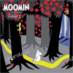 Kalendarz Muminki Moomin Wall Calendar 2021 Kalendarze ścienne