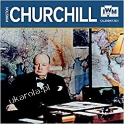 Kalendarz Imperial War Museum - Winston Churchill Wall Calendar 2021 Kalendarze ścienne