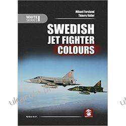 Swedish Jet Fighter Colours (White) Lotnictwo