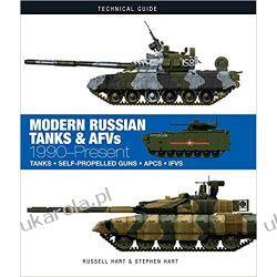 Modern Russian Tanks: 1990-Present Broń pancerna