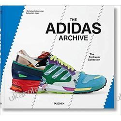 The adidas Archive. The Footwear Collection (EXTRA LARGE) Kalendarze ścienne