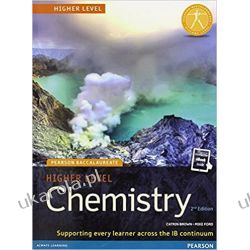 Pearson Baccalaureate Chemistry Higher Level 2nd edition print and online edition for the IB Diploma (Pearson International Baccalaureate Diploma: International Editions) Biografie, wspomnienia