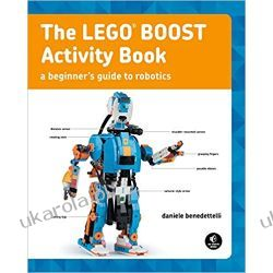 The LEGO Boost Activity Book Pozostałe