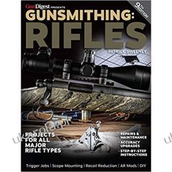 Gunsmithing - Rifles Kalendarze ścienne