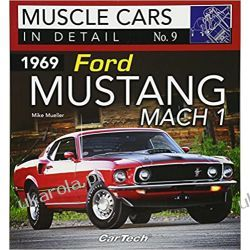 1969 Ford Mustang Mach 1 Muscle Cars In Detail No. 9  Kalendarze ścienne