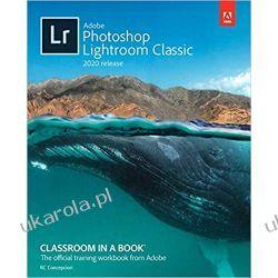 Adobe Photoshop Lightroom Classic Classroom in a Book Kalendarze ścienne