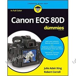 Canon EOS 80D For Dummies Pozostałe