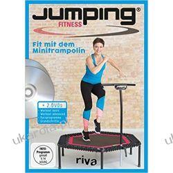 Jumping Fitness - basic & advanced: Fit mit dem Minitrampolin. Mit 2 DVDs Historyczne