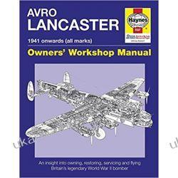 Lancaster Manual (New Ed) (Haynes Owner's Workshop Manual) Kalendarze ścienne
