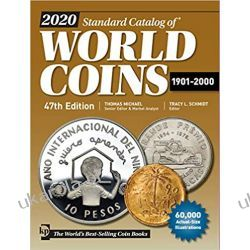 2020 Standard Catalog of World Coins 1901-2000 Historyczne