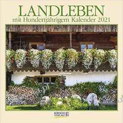 Kalendarz Krajobrazy Landleben 2021 Calendar