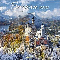 Kalendarz Bawaria Niemcy Bayern 2021 Bavaria Calendar