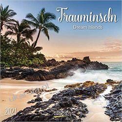 Kalendarz Wyspy Trauminseln 2021 Dream Islands Calendar