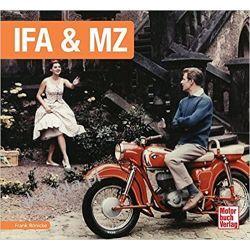 IFA - MZ 1950 - 1991  Pozostałe