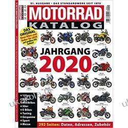 Motorrad-Katalog 2020 Kalendarze ścienne