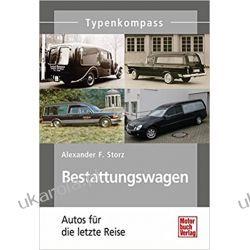 Bestattungswagen: Autos für die letzte Reise Kalendarze ścienne