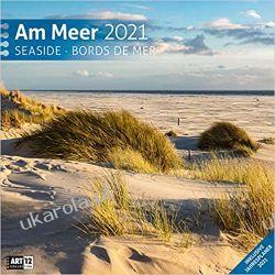 Kalendarz Nad Morzem Am Meer 2021 Seaside Calendar Lotnictwo