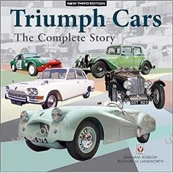 TRIUMPH CARS - THE COMPLETE STORY: New Third Edition Zoologia