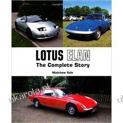Lotus Elan: The Complete Story Kalendarze ścienne