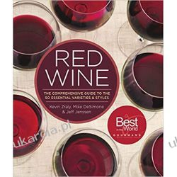 Red Wine: The Comprehensive Guide to the 50 Essential Varietals and Styles  Kalendarze ścienne