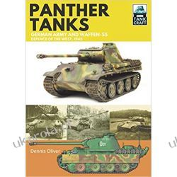 Panther: Germany Army and Waffen-SS: Defence of the West Pozostałe