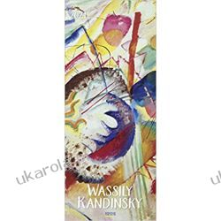 Kalendarz Wassily Kandinsky 2021 Calendar Sporty zespołowe - pozostałe