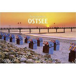 Kalendarz Morze Bałtyckie The fascination of the Baltic Sea 2021 Ostsee Calendar