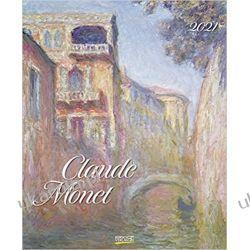 Kalendarz Claude Monet 2021 Art Calendar Napoje, drinki