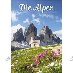 Kalendarz Alpy Die Alpen 2021 Alps Calendar Marynarka Wojenna