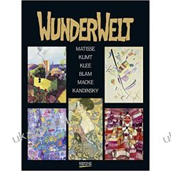 Kalendarz WunderWelt 2021 Art Calendar Książki i Komiksy