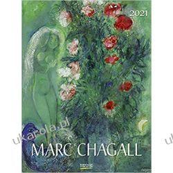Kalendarz Marc Chagall 2021 Calendar Książki i Komiksy