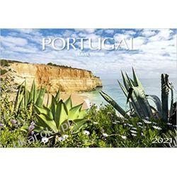 Kalendarz Portugalia Portugal 2021 Calendar Książki i Komiksy