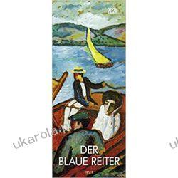 Kalendarz The blue Rider 2021 Art Calendar Książki i Komiksy