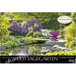 Kalendarz Ogrody Cottage Gardens Calendar 2021 Książki i Komiksy