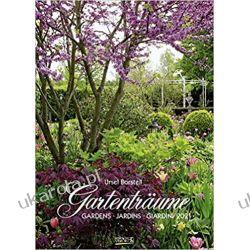 Kalendarz Ogrody Garden dreams Calendar 2021 Książki i Komiksy