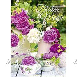 Kalendarz Magia Kwiatów Flowers magic 2021 Calendar Książki i Komiksy