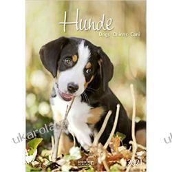 Kalendarz Psy Hunde 2021 Dogs Calendar Biografie, wspomnienia