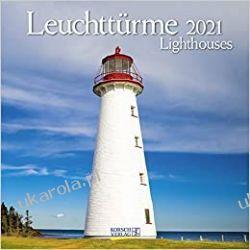 Kalendarz Latarnie Morskie Calendar Lighthouses 2021 Książki i Komiksy