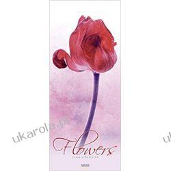Kalendarz Kwiaty Flowers 2021 Calendar Książki i Komiksy