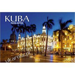 Kalendarz Kuba 2021 Cuba Calendar Książki i Komiksy