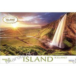 Kalendarz Islandia Island 2021 Iceland Calendar