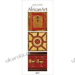 Kalendarz AfricanArt 2021 Calendar Kalendarze ścienne