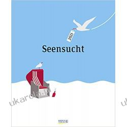 Kalendarz Morze The Sea 2021 Calendar Książki i Komiksy