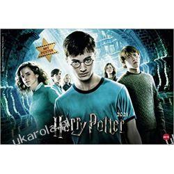 Kalendarz Harry Potter XL Calendar 2021 Książki i Komiksy