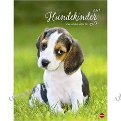 Kalendarz Pieski Dogs Children 2021 Calendar Kalendarze ścienne