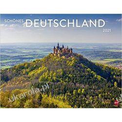 Kalendarz Niemcy Beautiful Germany 2021 Calendar Książki i Komiksy