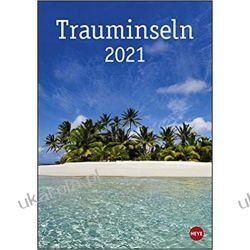 Kalendarz Rajskie Wyspy Dream Islands Calendar 2021 II wojna światowa