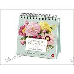 Kalendarz Biurkowy Beauty of nature postcard calendar 2021  Pozostałe