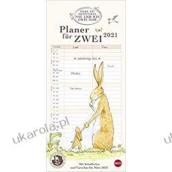 Kalendarz Organizer Do you know how much I love you? Planner for two 2021 Calendar Książki i Komiksy