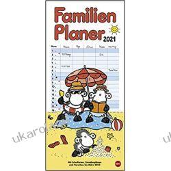 Kalendarz Rodzinny Planer Sheepworld Planner Organizer 2021 Calendar